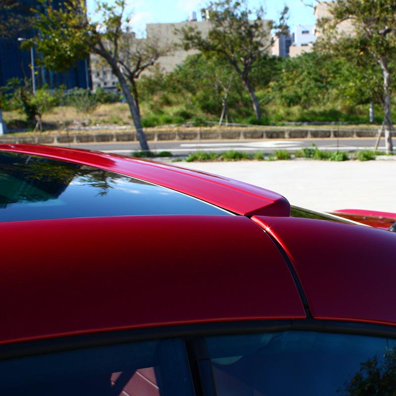 Fyralip Alto Rear Window Roof Spoiler for Infiniti Q50 V37 sedan 13
