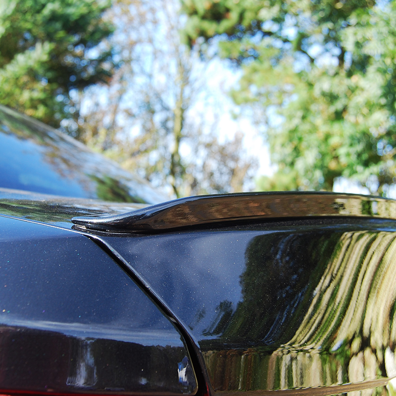 Fyralip Painted Rondo Trunk Lip Spoiler Wing for Honda Accord CG sedan 98-02