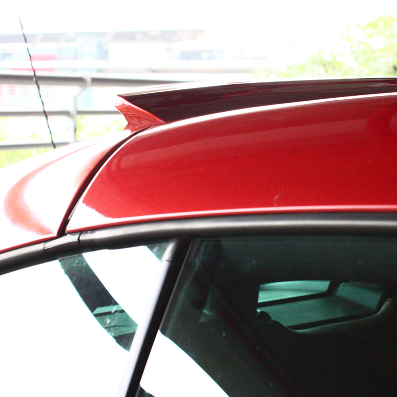Fyralip Forte Rear Window Roof Spoiler for BMW 7 Series F01 sedan 09