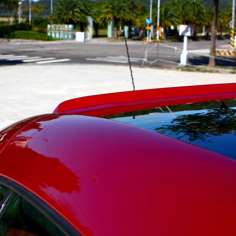 Fyralip Legato Rear Window Roof Spoiler for Chrysler 300//300C sedan 04-10